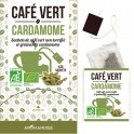 Café vert Cardamome