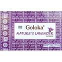 Goloka Nature's Lavande Masala 12x15g
