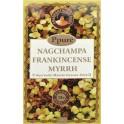 Ppure Nagchampa Frankincense et Myrrhe 15g