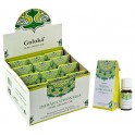 Goloka Huile Aromatique Citronnelle Indienne 10 ML  - (Boîte de 12)