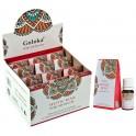 Goloka Huile Aromatique Rose Mysique 10 ml - Boite de 12