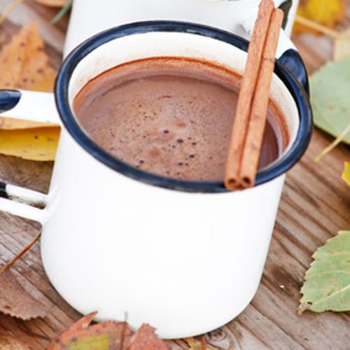 Chocolat chaud épicé